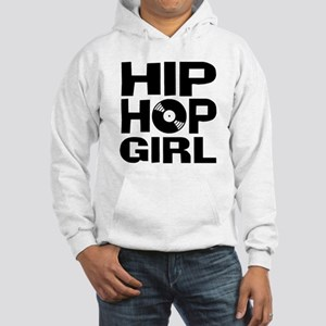 Hip Hop Girl Hooded Sweatshirt